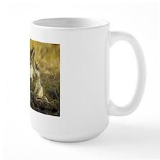 """Resting Wolf"" Mug"