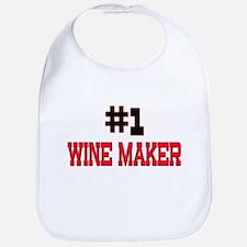 Number 1 WINE MAKER Bib