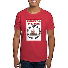 100% Pure Oilfield Trash T-Shirt,Oil,Rigs