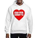 GR8LUVR Hooded Sweatshirt