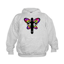 Autistic Butterfly Hoodie