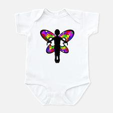 Autistic Butterfly Infant Bodysuit