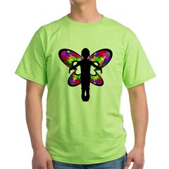 Autistic Butterfly T-Shirt