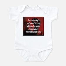 Cute Truth Infant Bodysuit