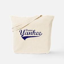 Damn Yankee Tote Bag