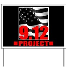 """The 9.12 Project"" Yard Sign"