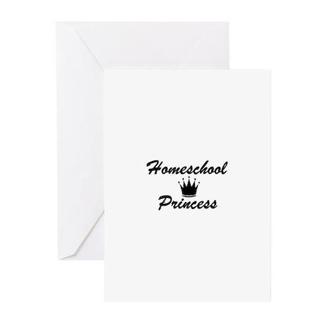 Homeschool Princess Greeting Cards (Pk of 20)