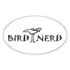 Birding, Ornithology Decal