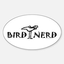 Birding, Ornithology Decal