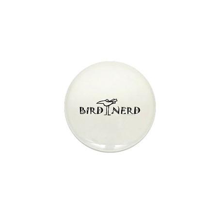 Birding, Ornithology Mini Button (100 pack)