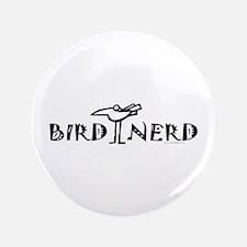 "Birding, Ornithology 3.5"" Button (100 pack)"