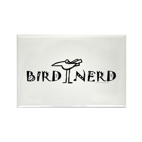 Birding, Ornithology Rectangle Magnet (10 pack)