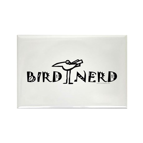 Birding, Ornithology Rectangle Magnet (100 pack)