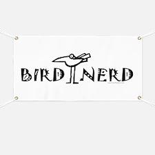 Birding, Ornithology Banner