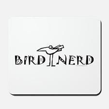 Birding, Ornithology Mousepad