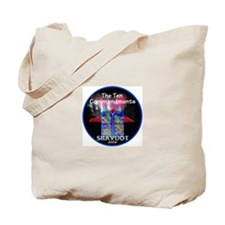 Shavuot Ten Laws Tote Bag