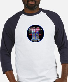 Shavuot Ten Laws Baseball Jersey