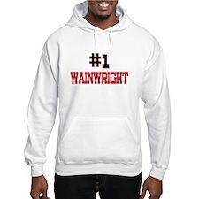 Number 1 WAINWRIGHT Hoodie