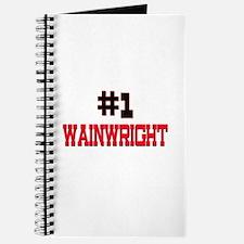 Number 1 WAINWRIGHT Journal