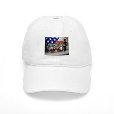 Memorial Day Baseball Cap