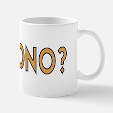 Cui Bono Mug