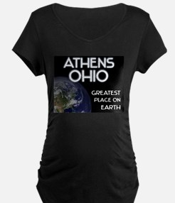 athens ohio - greatest place on earth T-Shirt