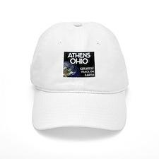 athens ohio - greatest place on earth Baseball Cap