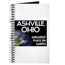ashville ohio - greatest place on earth Journal