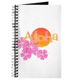 Hawaiian style Journals & Spiral Notebooks
