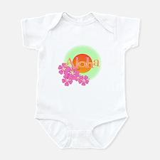 Aloha! Infant Bodysuit