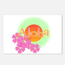Aloha! Postcards (Package of 8)