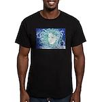 Wild Dryad Men's Fitted T-Shirt (dark)