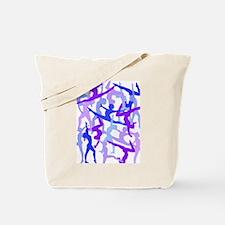 I Love My Sport Girls Tote Bag