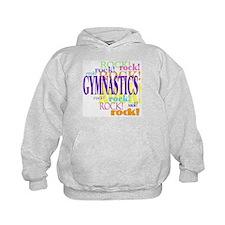 Bright Gymnastics Rock Hoodie