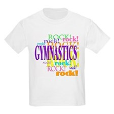 Bright Gymnastics Rock T-Shirt