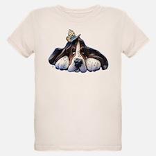 Cool Basset hound T-Shirt