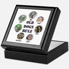 Cute Ruger Keepsake Box