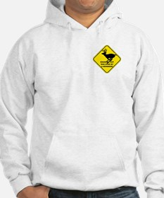 Grandma Got Run Over Hoodie Sweatshirt
