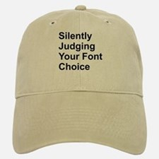 Silently Font Hat