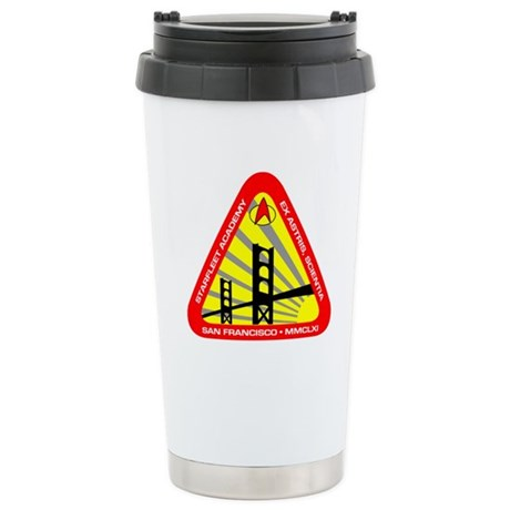 Starfleet Academy Stainless Steel Travel Mug