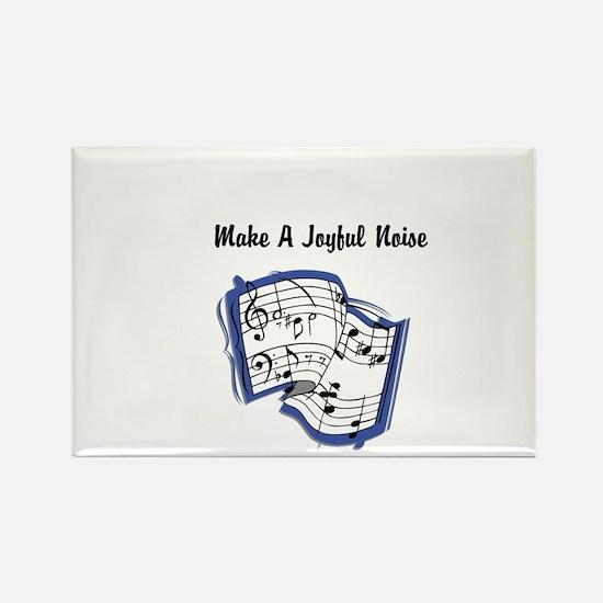 Cool Choir Rectangle Magnet