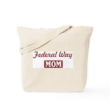 Federal Way Mom Tote Bag