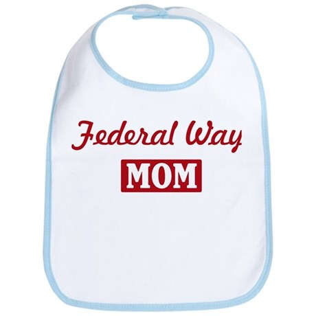Federal Way Mom Bib