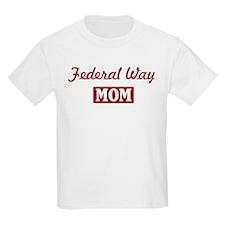 Federal Way Mom T-Shirt