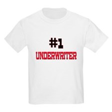 Number 1 UNDERWRITER T-Shirt