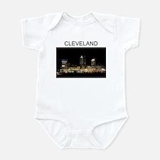 CLEVELAND Infant Creeper