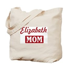 Elizabeth Mom Tote Bag