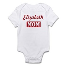 Elizabeth Mom Infant Bodysuit