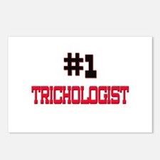 Number 1 TRICHOLOGIST Postcards (Package of 8)