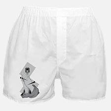 Praying Hands Graffiti Boxer Shorts